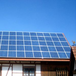 Hye Solar System 4kw Grid-Tied System Package