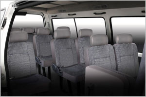 KINGSTAR Pluto B6 14 Seats Mini Bus, Van, Minibus pictures & photos