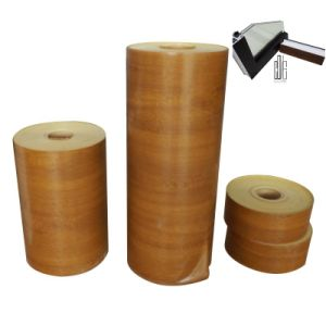 Color Shading Proof Laminating/PVC/Plastic Film for (W) PVC Window Profiles pictures & photos