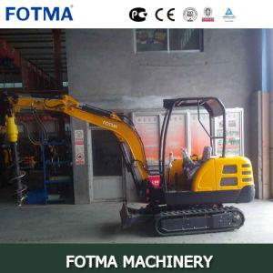 Fotma Fmjh18 Mini Excavator Sale pictures & photos