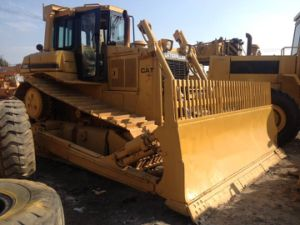 Used Caterpillar Crawler Bulldozer D6r pictures & photos