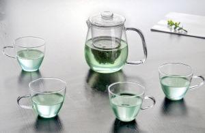 AA Glass Teaset / Tea Pot / Glassware / Cookware / Pot pictures & photos