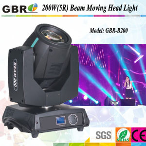 200W Beam Stage Light pictures & photos