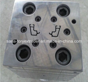 High Quality Plastic PVC Coner Line Extrusion Mould pictures & photos