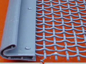 Mining Machine Vibrating Screen Mesh Panel pictures & photos