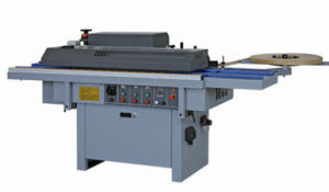 Sosn Semi-Automatic Edge Banding Machine for Door Making pictures & photos