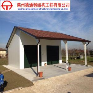 Single Storey Prefabricated Steel Building