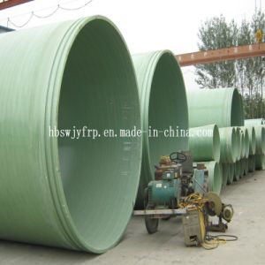 GRP/ FRP Fiberglass Pipe for Hydroelectric Power Station pictures & photos