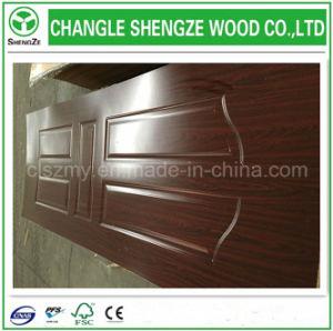 3mm Wood Grain HDF Door Skin pictures & photos