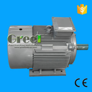 12kw 250rpm 400V Maintenance-Free Permanent Magnet Generator with BV pictures & photos