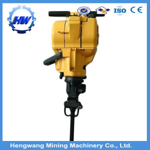 Yn27c Gasoline Rock Drill for Drilling Hole pictures & photos