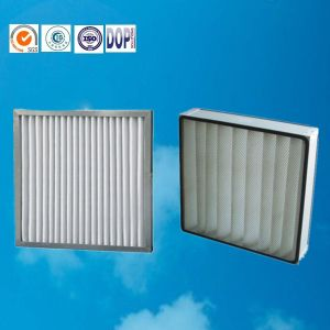 Provide Washable Metal Mesh Air Filter pictures & photos