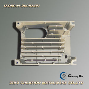 Aluminum Die Casting Frequency Converter Heat Sink pictures & photos