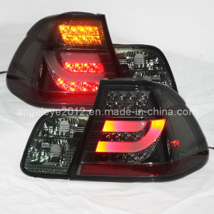 E46 LED Tail Lamp for BMW 2001-2005 Year Black