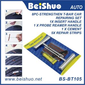 Sample Avalible Heavy Duty Tubeless Tire Repair Kit pictures & photos