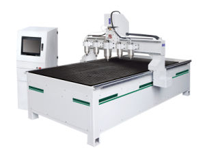 Woodworking CNC Cutting and Engraving Machine Me1325c5