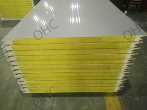 High Quality Glasswool Sandwich Panel pictures & photos