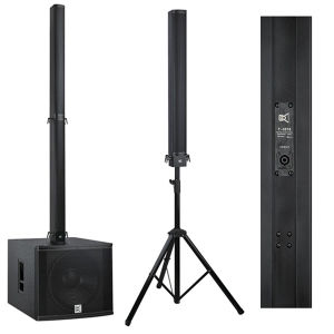 2014 Hot Sale Cvr PRO Audio Line Array Column System T-3510/T-18p pictures & photos