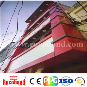 Aluminum Composite Material Aluminum Panel pictures & photos