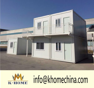 Prefabricated Kitchen Room/Bath Room/Washing Room/Shower Room/Bedroom Container House pictures & photos
