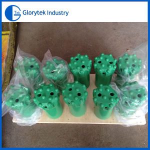 DTH Button Drill Bit Tapered Button Bit pictures & photos