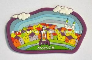 PVC Souvenir of 3D Magnets Gifts pictures & photos