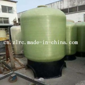 FRP Vertical Water Vessels / Water Treatment Tanks pictures & photos