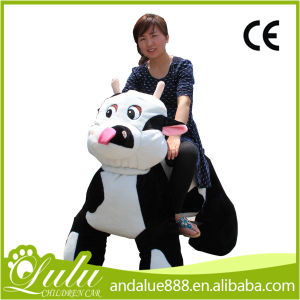 Plush Animal Ride