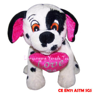 3D Plush Dog Stuffed Toys