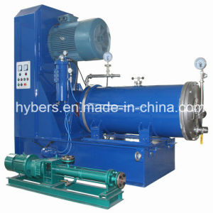 Horizontal Bead Mill for Paint, Ink, Pigment, Agrochemical pictures & photos