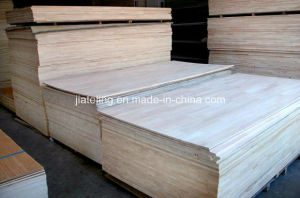 8mm Plb Face Poplar Core Plywood for Thailand Market pictures & photos