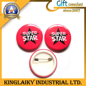 2016 New Designtin Badge with Logo for Promotion (KGB-008) pictures & photos