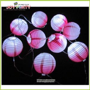 "3"" Paper Lantern String Light Decoration Garland Light"