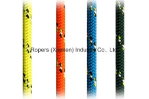 12mm Yachting-Hertz Ropes for Yacht, Yachting Ropes/Hmpe Ropes with Polyester Cover pictures & photos