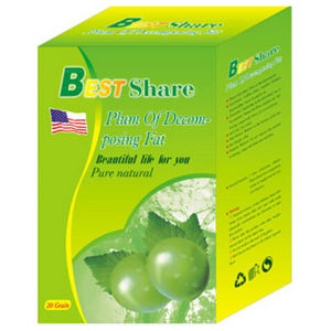Best Share Weight Loss Slimming Plum Health Food (MJ-BS20 sachets) pictures & photos