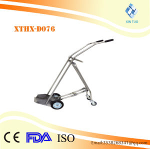 Factory Direct Price Oxygen Bottle Cart Hospital Gas Cylinder Trolley pictures & photos