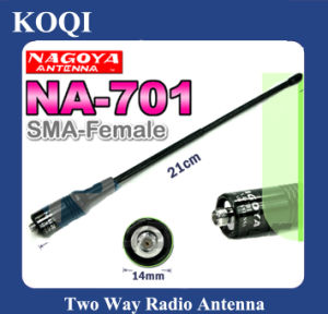 2-Way Radio Antenna Na-701 SMA-Female Connector for Walkie Talkies pictures & photos
