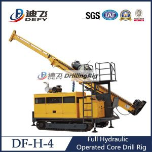 Hot Sale Df-H-4 Mining Soil Testing Core Sampling Drilling Rig Machine Prices pictures & photos