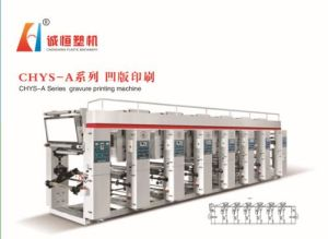 Chys-a Gravure Printing Machine (2.4.6colors) pictures & photos