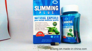 100% Pure Herbal Natural Max Slimming Plus Dietary Supplement pictures & photos