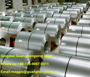 Q195, Q195L, SPCC, Hot Dipped, Galvanized Steel Coil pictures & photos