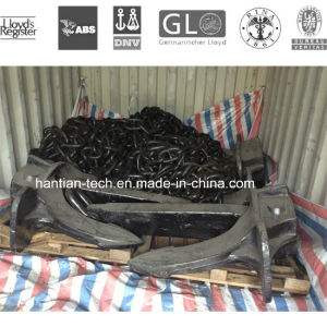 Marine Hardware and Marine Equipment Anchor and Anchor Chain pictures & photos