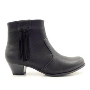 Women Dress Ankle Boots Fashion Shoes. Tassel pictures & photos