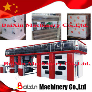 High Speed Ci Flexo Press Machine Printing Drum Material pictures & photos