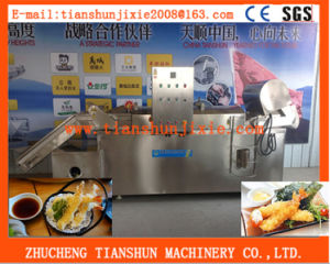 High Quality Continuous Food Fry Machine Hot Sale Tszd-30 pictures & photos