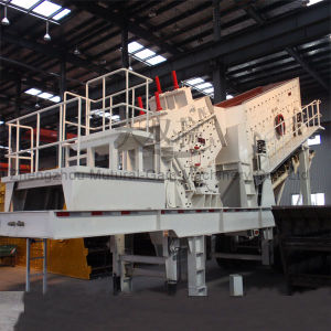Mobile Impact Crusher System