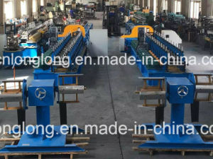 Building Steel Structure Roll Forming Machine with ISO 9001: 2008 pictures & photos