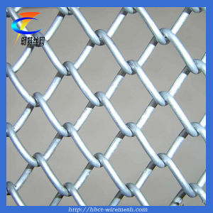 Hot Dipped Galvanized Chain Link Fence (CT-5) pictures & photos