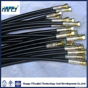 Steel Wire Braided Hydraulic Rubber Hose DIN En 853 1st pictures & photos
