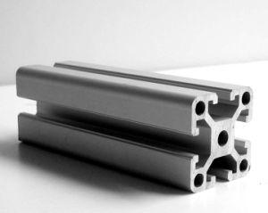 Aluminium Frame Extrusion Aluminium Profile Production pictures & photos